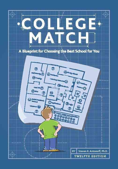 College Match By Antonoff, Steven R.