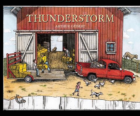 Thunderstorm By Geisert, Arthur (CRT)